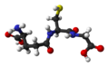 Glutathione Structure