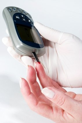test for blood sugar